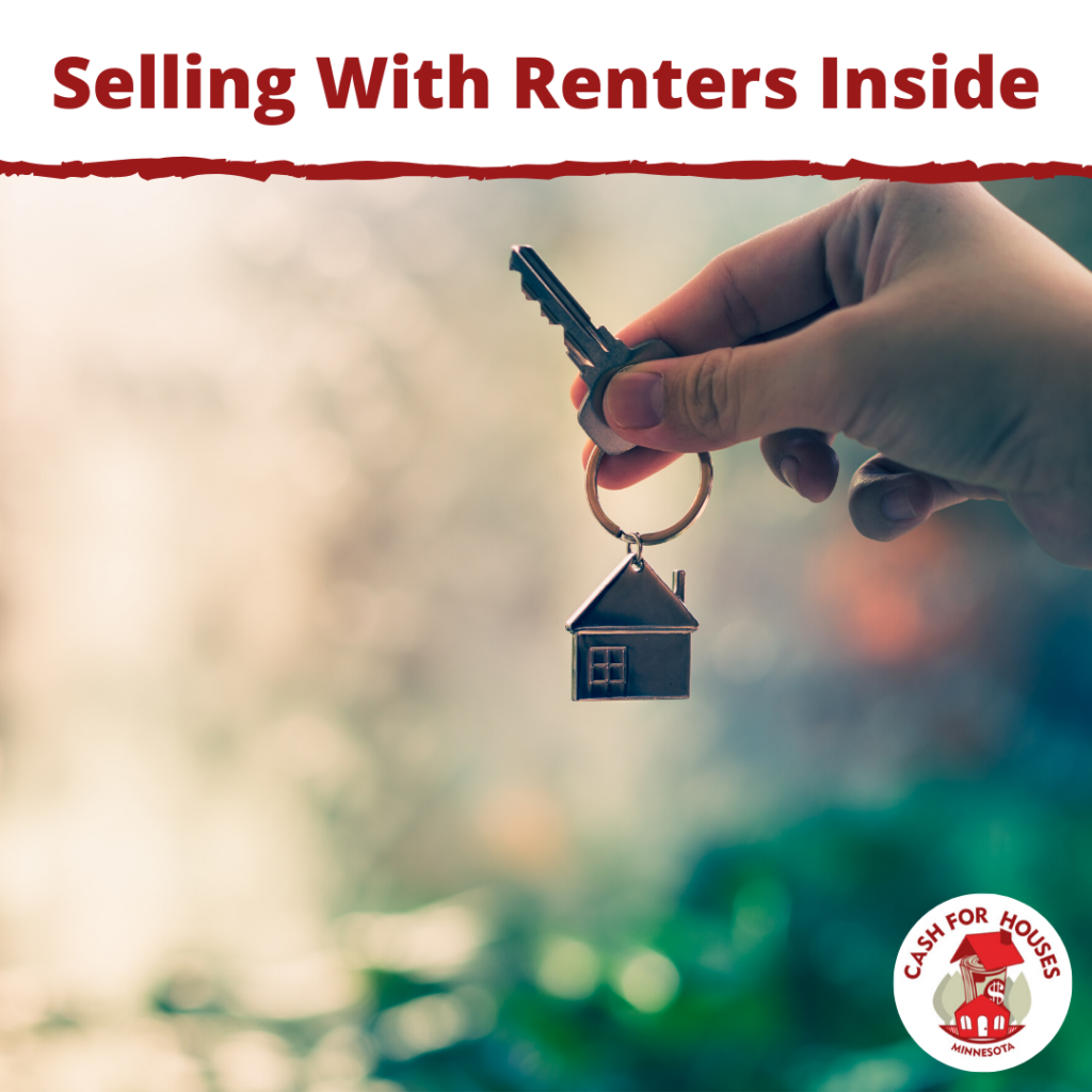 Selling With Renters Inside