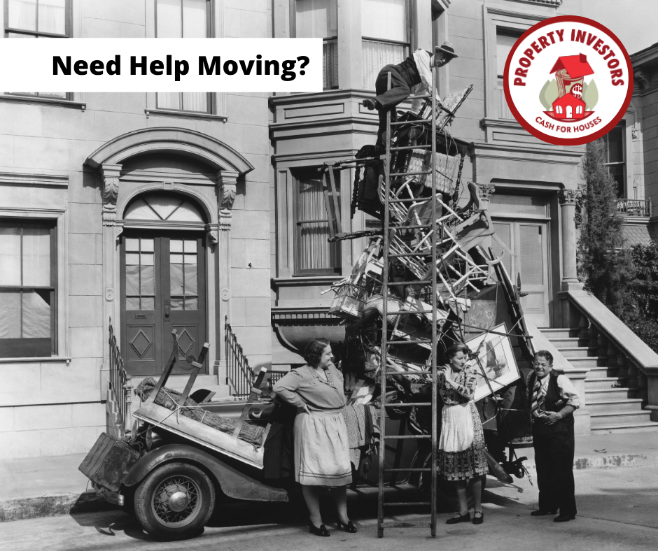 Need Help Moving? We Got You.