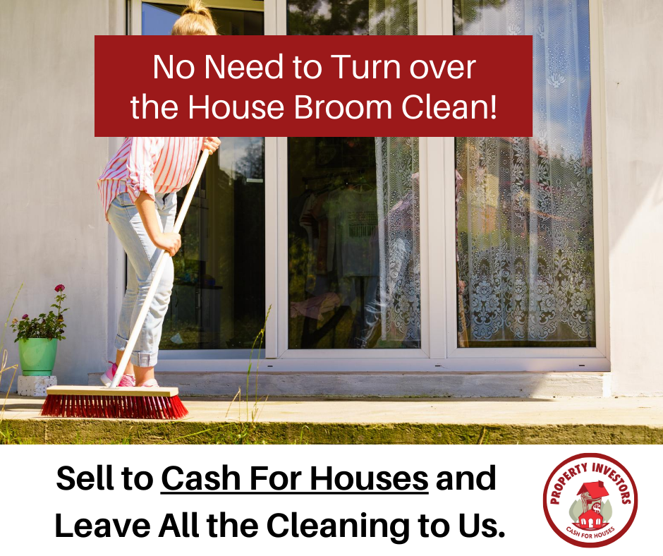 No Need to Turn over the House Broom Clean!